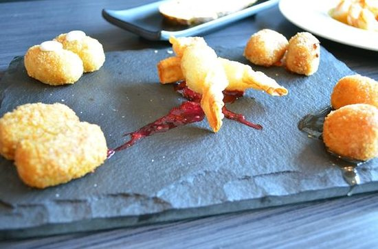 Tinto - Wine Bar & Kitchen: Croquettes