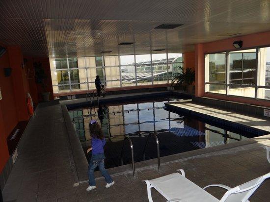Holiday Inn Montevideo: Pool