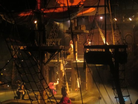 Pirates Dinner Adventure : Great performers