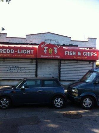 Redd Light Fish & Chips: redd-light
