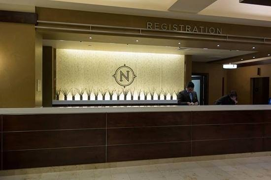 Northern Hotel: Front Desk