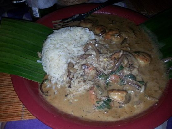 Balicana: Red Curry