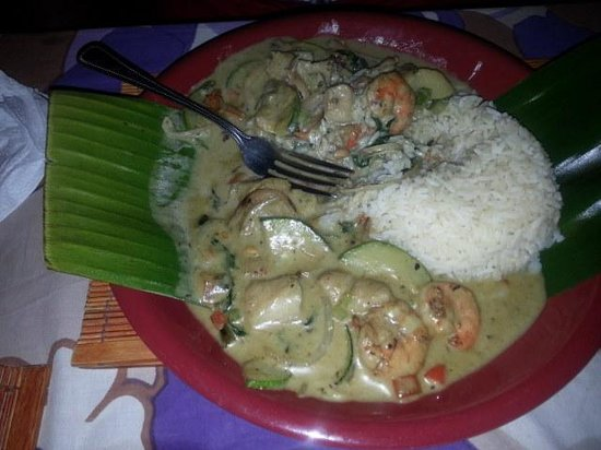 Balicana: Green Curry