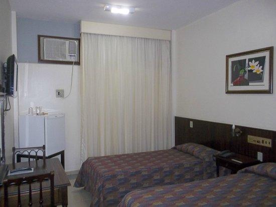 Aristus Hotel: Quarto