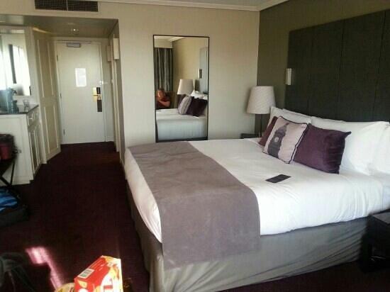 Sofitel Brisbane Central: superior room
