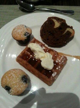 Sofitel Brisbane Central: some of the breakfast