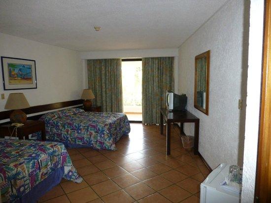 California Hotel: Habitación 212