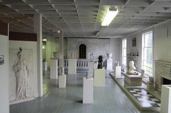Vermont Marble Museum: More Artwork