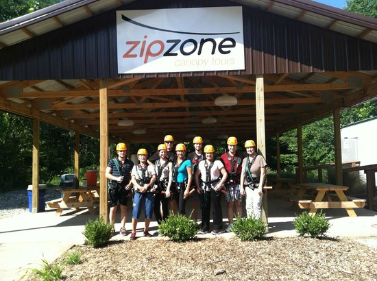 Great Day With Zip Zone Tours Picture Of Zipzone Outdoor