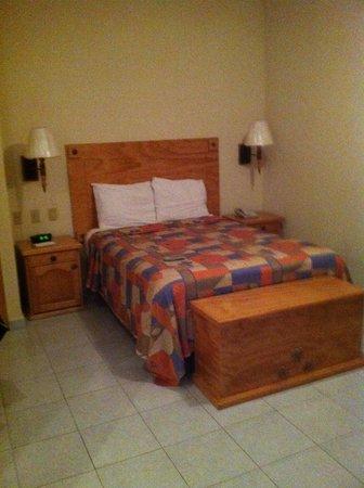Hotel Santa Fe: HABITACION 102