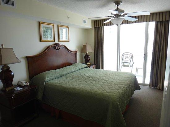Atlantic Breeze Ocean Resort, Oceana Resorts: master bedroom