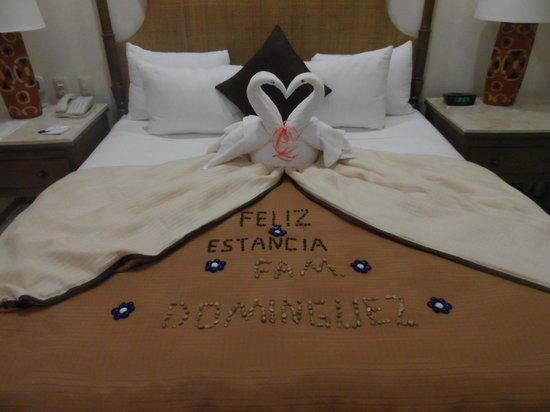 Villa del Palmar Beach Resort & Spa at The Islands of Loreto: bienvenida