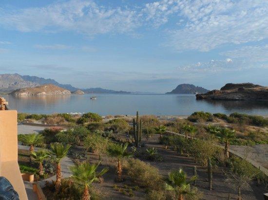 Villa del Palmar Beach Resort & Spa at The Islands of Loreto: vista desde la habitacion
