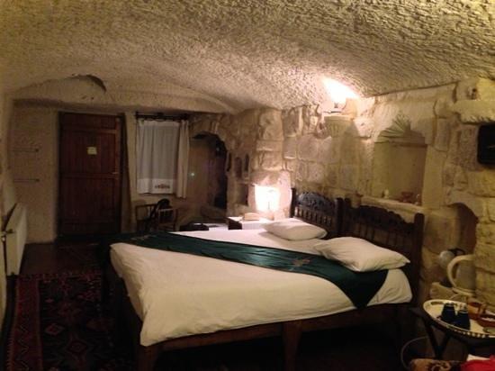 Urgup Evi Cave Hotel: La nostra camera all'Urgup Evi