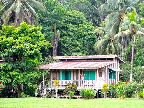 Parismina, Costa Rica: One of Esmeralda's Shared Cabins
