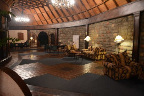 Lake Naivasha Sopa Resort: Lobby Building