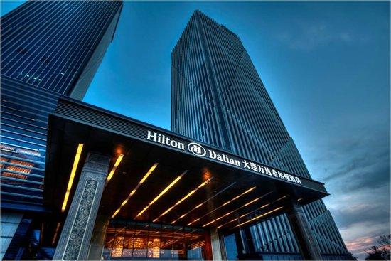 Hilton Dalian: exterior
