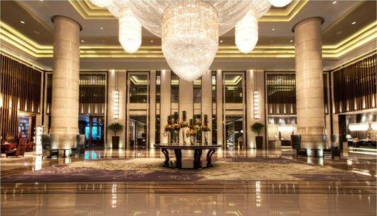 Hilton Dalian: looby