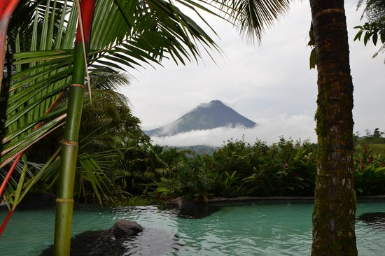 The Springs Resort and Spa: Arenal Volcano and Pool