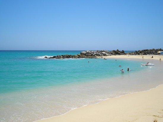 Hilton Los Cabos Beach & Golf Resort: Beach View