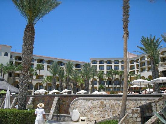 Hilton Los Cabos Beach & Golf Resort: Ocean Front Side