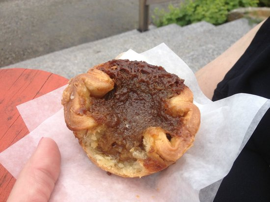 Abbey's Bakehouse : Best butter tart ever!!!!!!