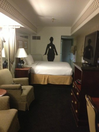 Train Car Room Picture Of Crowne Plaza Indianapolis