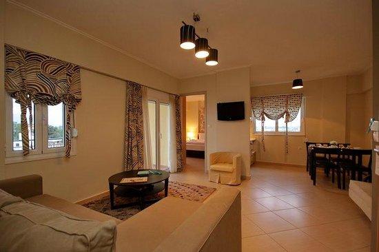 Palatino Hotel and Apartments: Junior Suite
