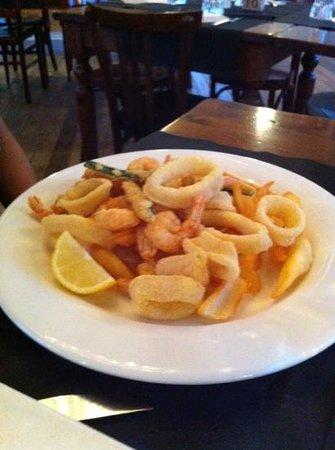 Al Burigiott : fritto misto