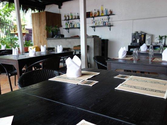 The Villa Siem Reap: レストラン