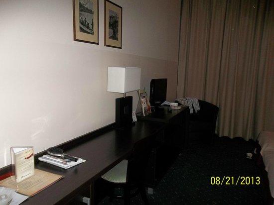 Ivbergs Premium: bureau et télé