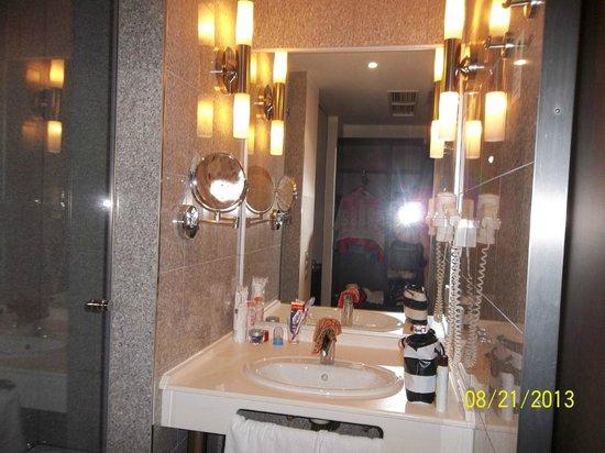 Ivbergs Premium: salle de bains