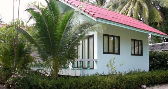 Jinta Beach Bungalow : Il bungalow