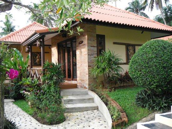 Seabreeze Hotel Kohchang: Location