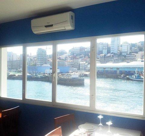La Cantina del Puerto: vistas restaurante
