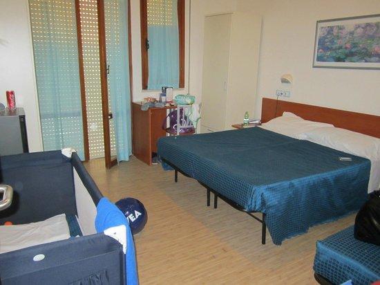 Hotel Fabrizio : CAMERA SUPERIOR
