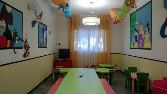 Hotel Fabrizio: RISTORANTE BIMBI