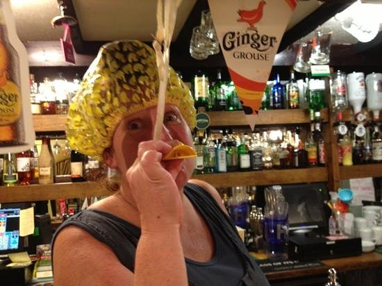 Coach and Horses: getting excited about the duck race
