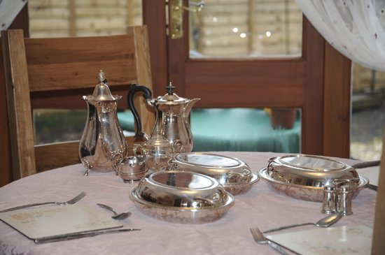 Ashgrove Guesthouse: Dinning room