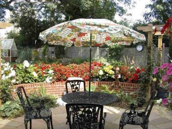 Ashgrove Guesthouse: Garden