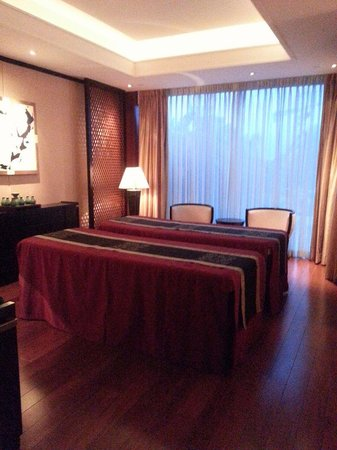 Banyan Tree Macau: massage room