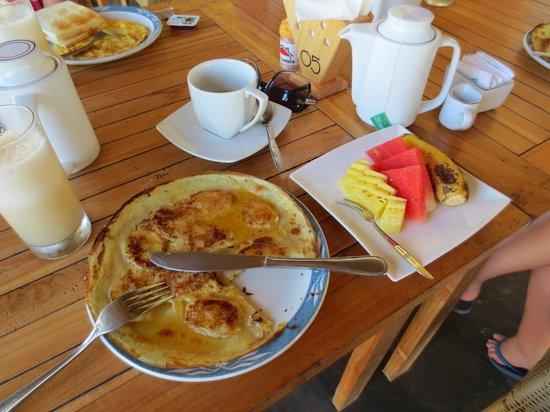 Satu Tiga Resort: Fab breakfast