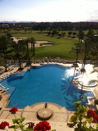 InterContinental Mar Menor Golf Resort & Spa: Mille fois merci!!!