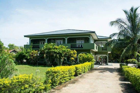 Nandawanam Guesthouse: l'accès à la guest house