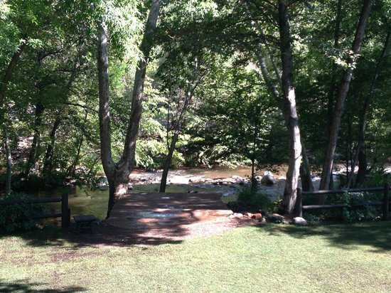 L'Auberge de Sedona: Creek