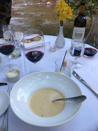 L'Auberge de Sedona: Best Soup Ever :)