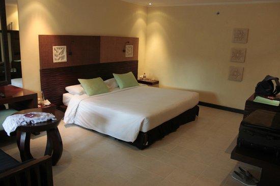 Mercure Resort Sanur : la chambre