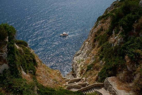 Hotel Piccolo Mondo: scesa a mare