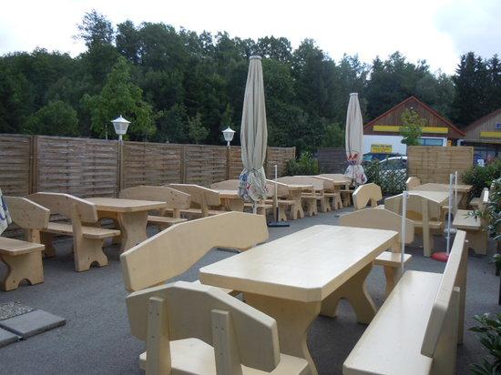 Gasthof Fuchs: Biergarten