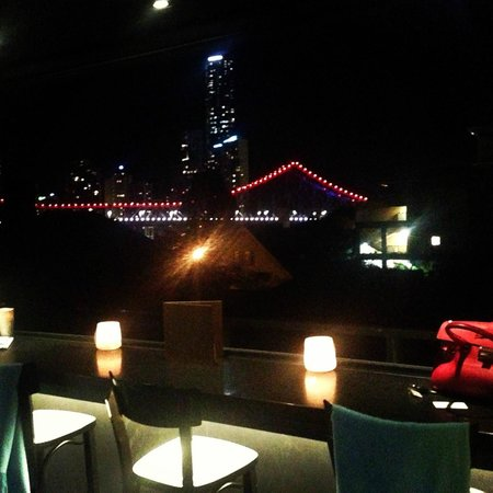 Spicers Balfour Hotel: View from rooftop bar